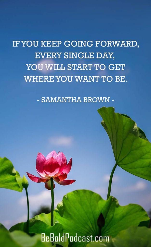 samantha brown travel